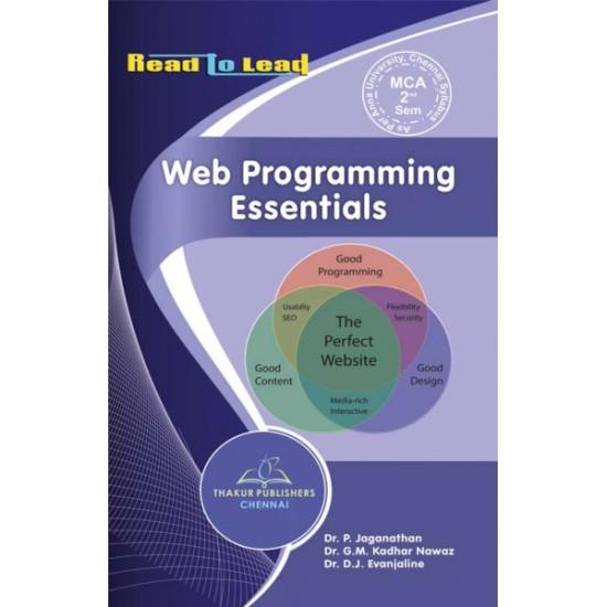 Web Programming Essentials