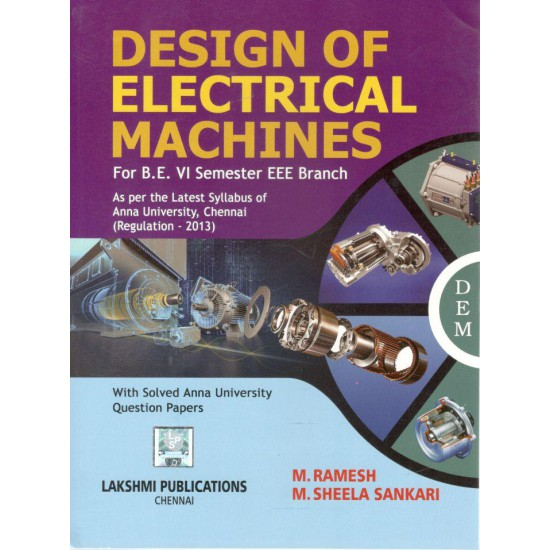 Design Of Electrical Machines