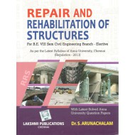 Repair and Rehabilitation of Structures