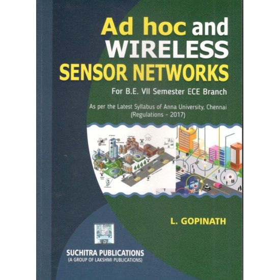 Ad Hoc and wireless Sensors Networks