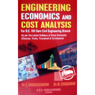 Engineering Economics And Cost Analysis