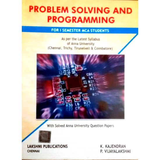 Problem Solving and Programming
