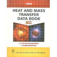 Heat and Mass Transfer Data Book  - 8th Edition