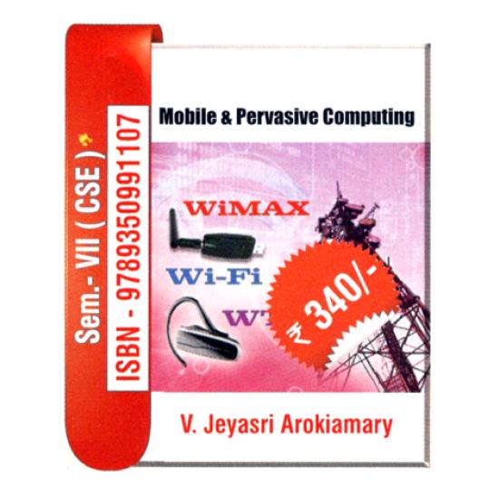 Mobile And Pervasive Computing