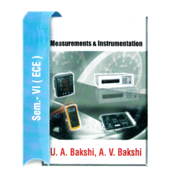 Measurements and Instrumentation (ECE - VI Sem - 2013)