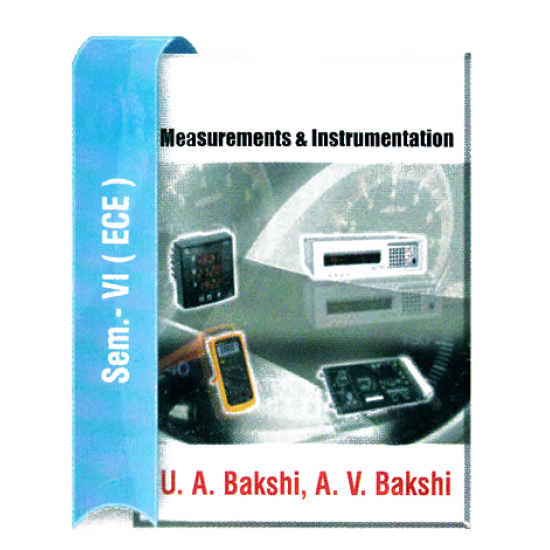 Measurements and Instrumentation (ECE - VI Sem - 2013)