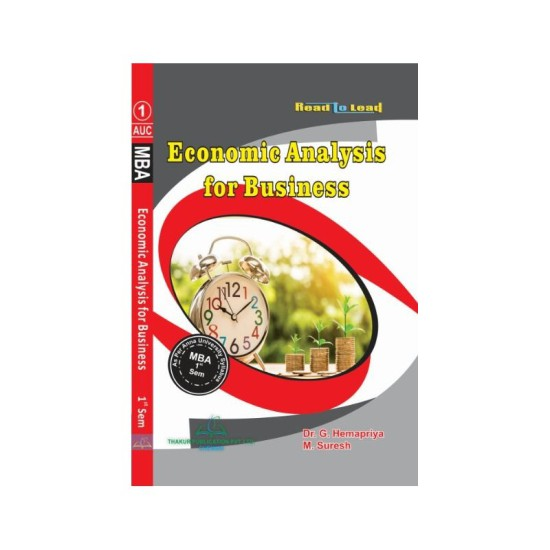 Economic Analysis for Business
