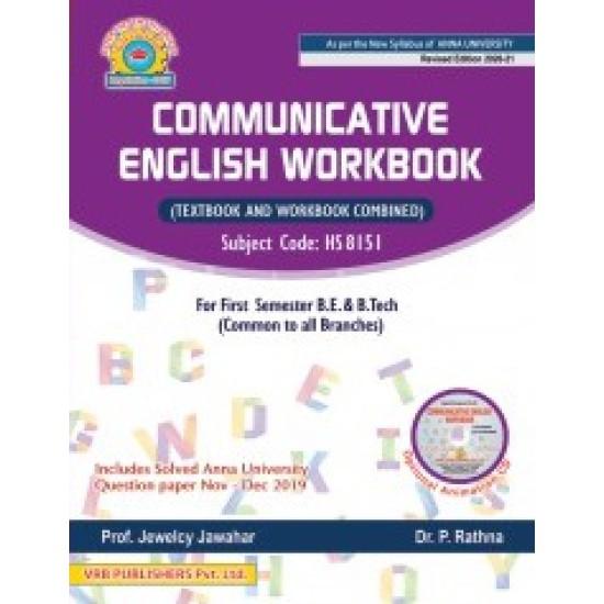 communicative english workbook