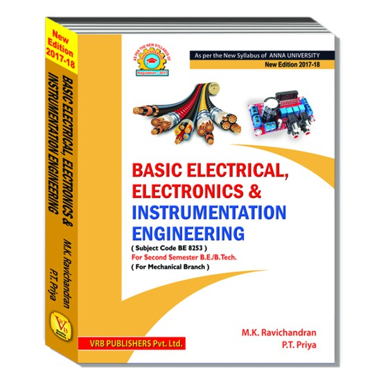 Basic Electrical, Electronics and Instrumentation Engineering