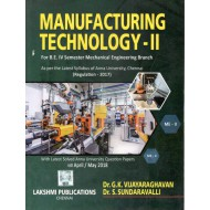 Manufacturing Technology - II