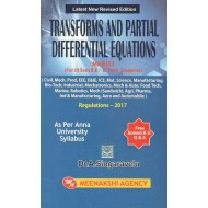 Transforms and partial Differential Equations